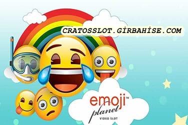 emoji planet cratosslot oyunu